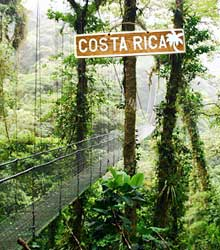 Costa Rica Bridge