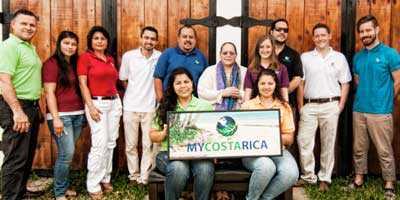 My Costa Rica Team