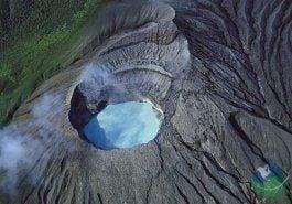 Rincon de la Vieja Crater