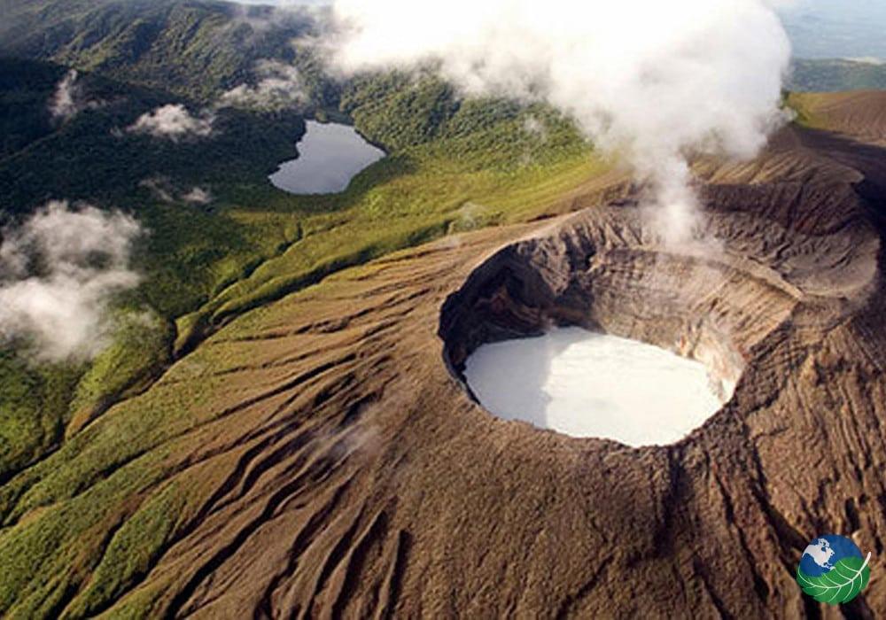 Costa Rica Volcanoes Arenal Poas Irazu Amp More