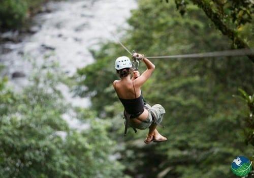 Arenal Canopy Tour Zipline