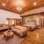 The Springs Costa Rica Aracari Suite Master Bedroom