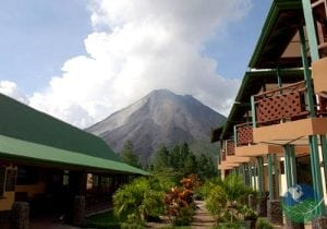 Arenal Observatory Lodge View