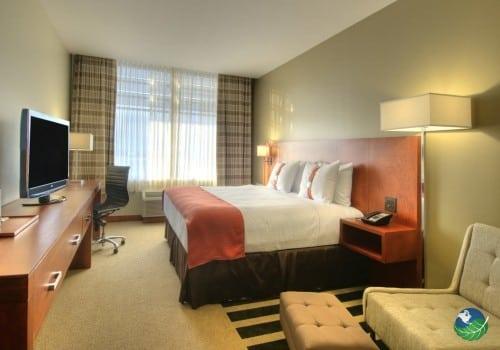 Holiday Inn Escazu Bedroom