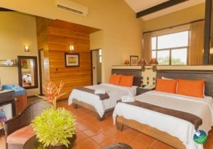 Hotel Arenal Kioro Two Bed Bedroom