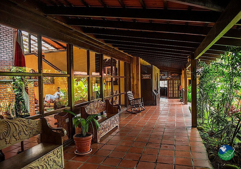Hotel Arenal Lodge In Arenal Costa Rica