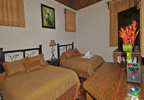 Hotel Casa Luna Bedroom