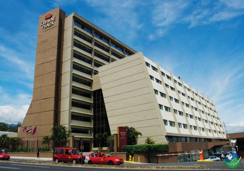 Crowne Plaza Corobici Hotel In San Jose Costa Rica