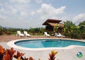 Hotel El Silencio del Campo Pool