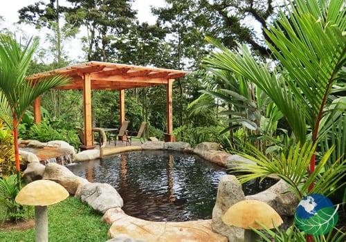 El Silencio Del Campo In Arenal Costa Rica