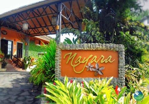Arenal Nayara Entrance