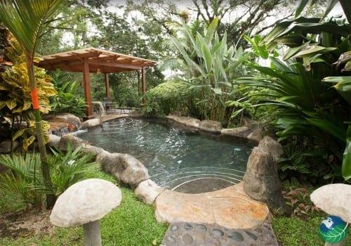 Hotel el Silencio del campo Hot Springs