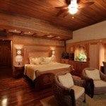 The Springs Costa Rica three bedroom spring villa Master Bedroom