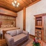 The Springs Costa Rica Premier Suite Master Bedroom