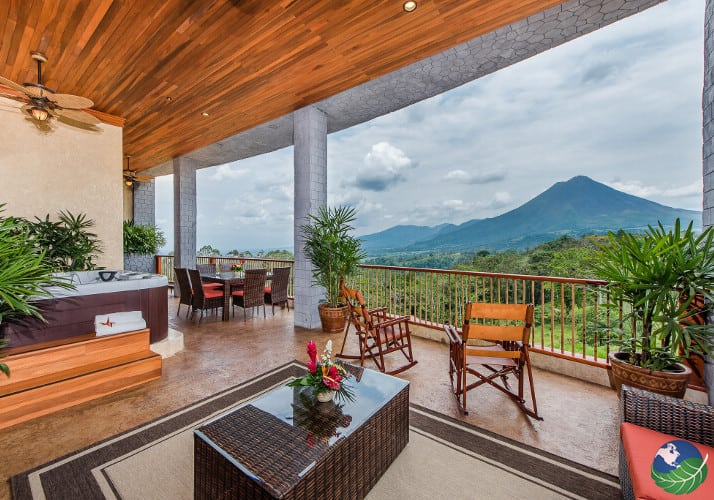 The Springs Costa Rica Premier Suite Terrace