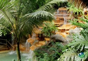 The Springs Costa Rica Resort & Spa Waterfall