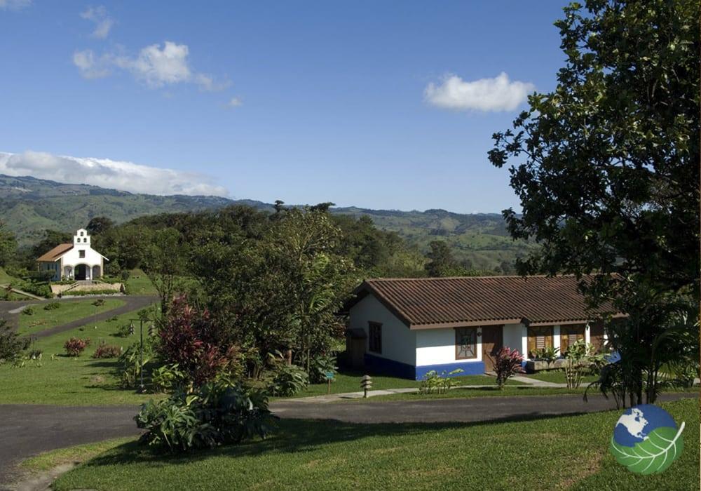 Villa Blanca Cloud Forest Hotel In Arenal Costa Rica