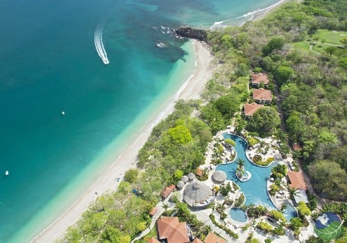 Westin Playa Conchal Aerial View