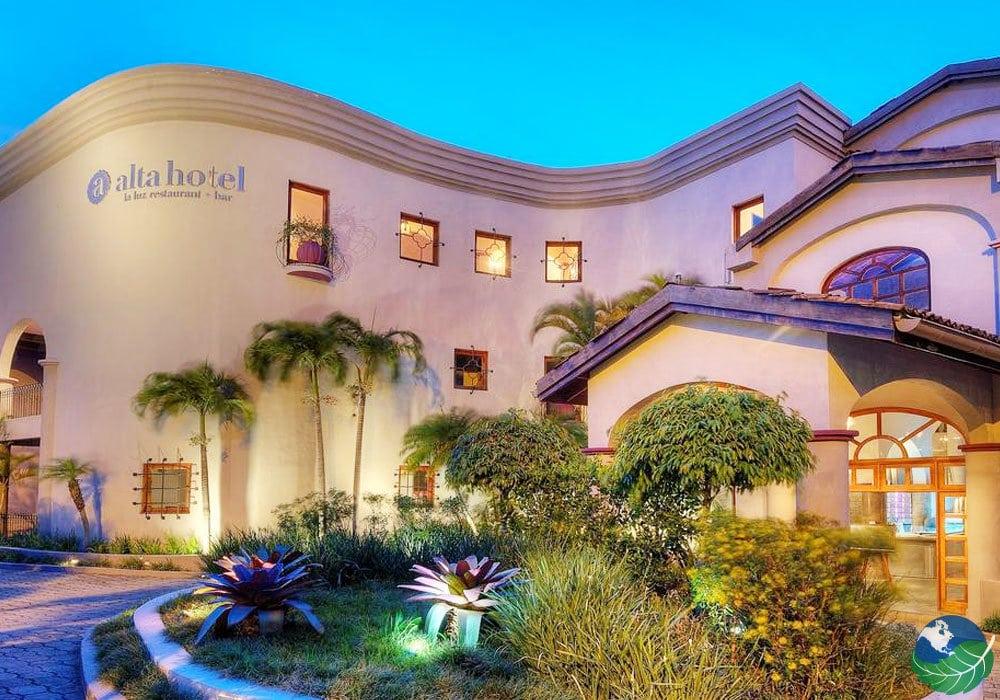 Hotel Alta Las Palomas Costa Rica