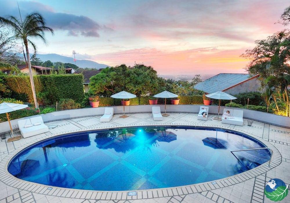 Best Hotel Pool San Jose