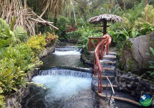 Tabacon Resort & Spa Jungle Pool