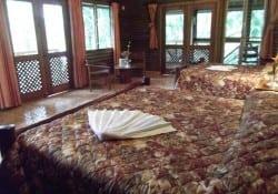 Rio Indio Lodge cabin