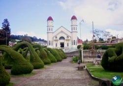 Alajuela Zarcero church