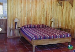 Arco Iris Lodge King Size Bed