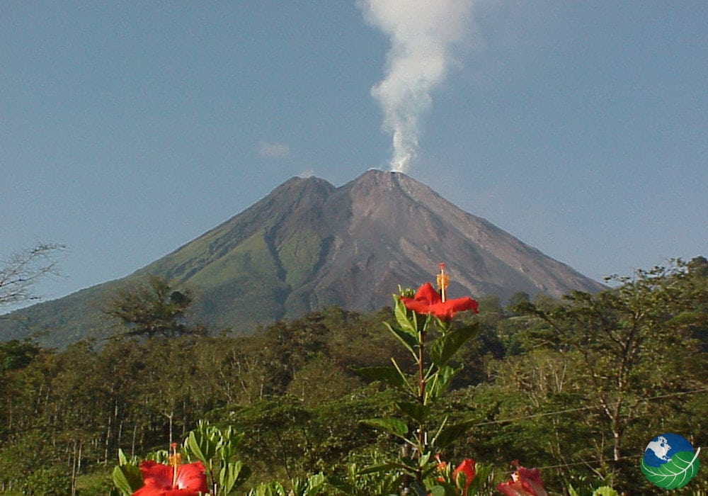Arenal-Volcano-Beautiful-Afternoon