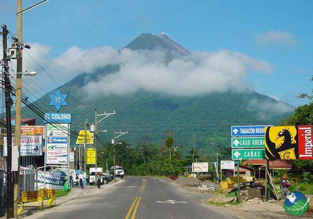 Arenal Main Road