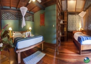 Azania Bungalows Bedroom
