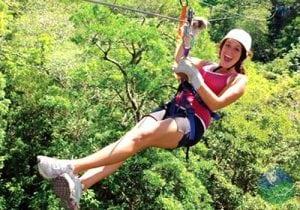 canopy tour Costa Rica adventure