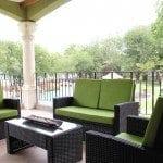 Casa Conde Beachfront Hotel Reading Area