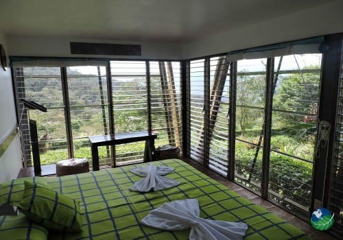 Celeste Mountain Lodge Bedroom