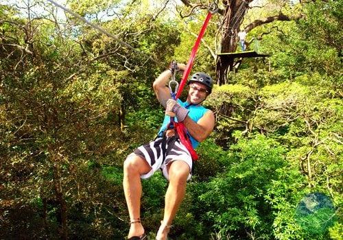 Canopy Tour Costa Rica Congo Trail Canopy