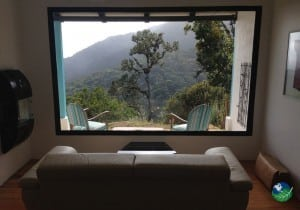Dantica Cloud Forest Lodge View