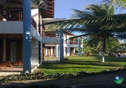 Ecoplaya Beach Resort Exterior