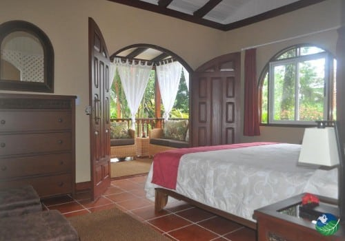 El Encanto Inn Cahuita Bedroom