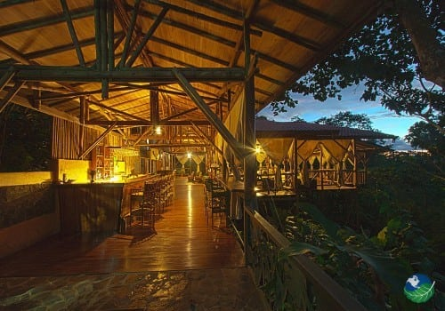 El Remanso Eco Lodge Restaurant