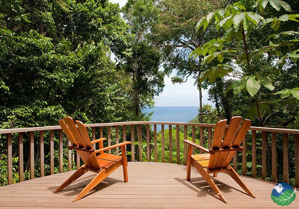 El Remanso Eco Lodge View