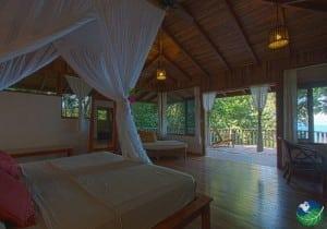 El Remanso Eco Lodge Room