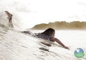 Esterillos Costa Rica surf