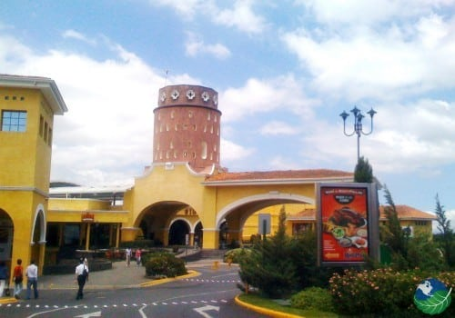 Heredia Costa Rica shopping