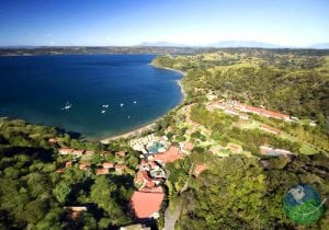 Hilton Papagayo Resort Area View