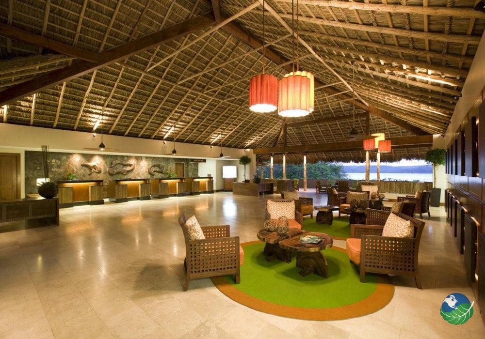 Secrets Papagayo Resort Lobby