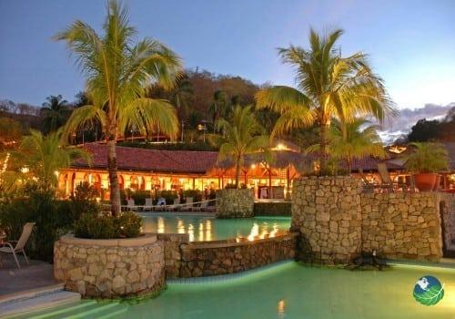 Secrets Papagayo Resort Pool