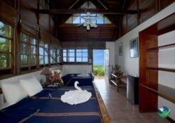 Hotel Aguila De Osa Inn Bedroom
