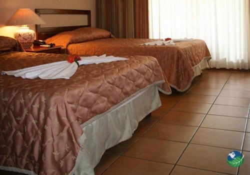 Hotel Amapola Bedroom
