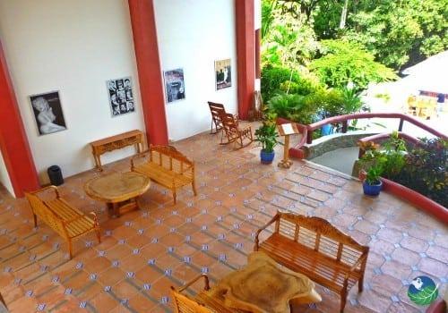 Hotel California Costa Rica Lounge