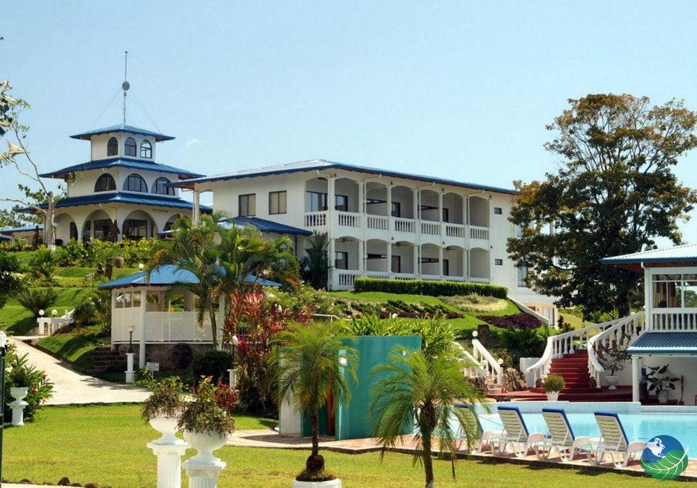 Hotel Cristal Ballena Exterior